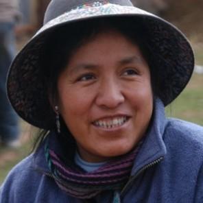 Nilda, fundadora del CTTC. Foto: sitio oficial CTTC