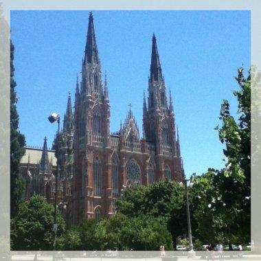 Catedral de La Plata Argentina