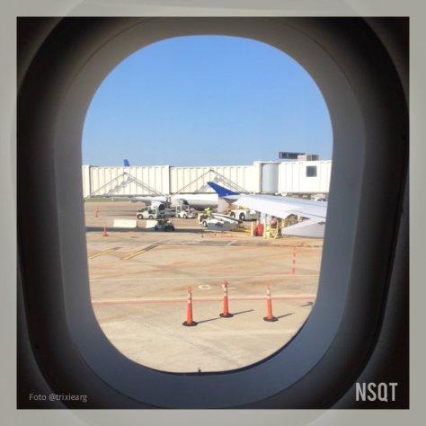 foto avion ventanilla