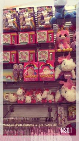 unicornios en houston
