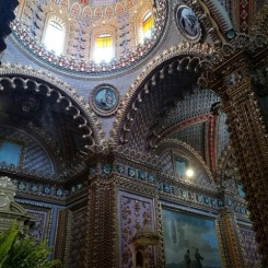 Interior Catedral de Morelia, México - Foto: Brenda Hernández Cadario