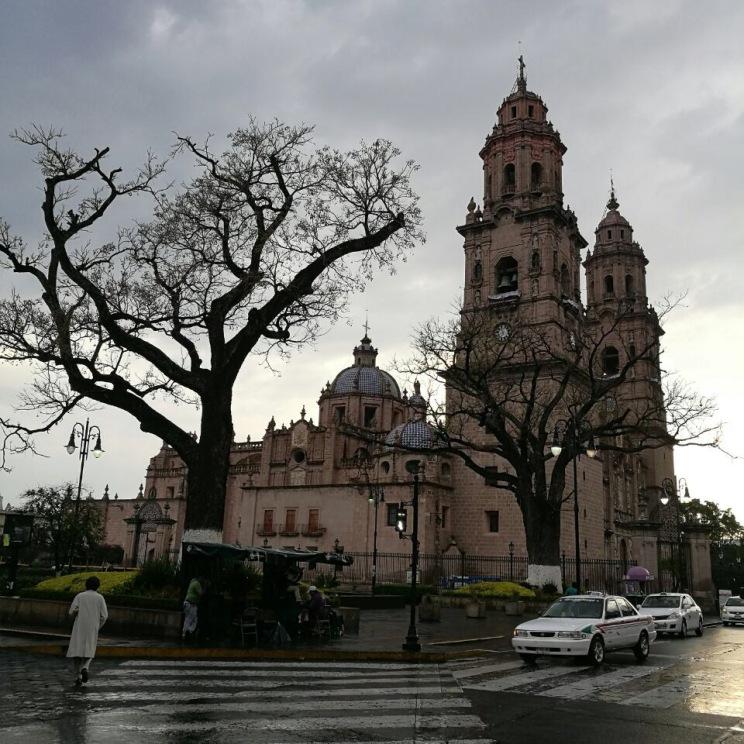 Catedral de Morelia, México - Foto: Brenda Hernández Cadario