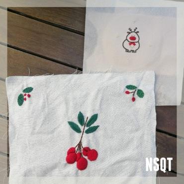 NSQT bordados navidad