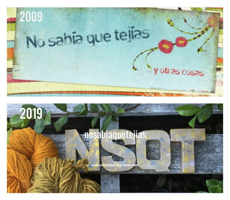 collage 10 years challenge